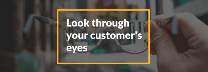 account based marketing examples and lessons look through your customers eyes