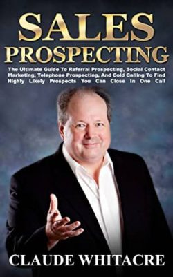 best sales prospecting books - sales prospecting book cover