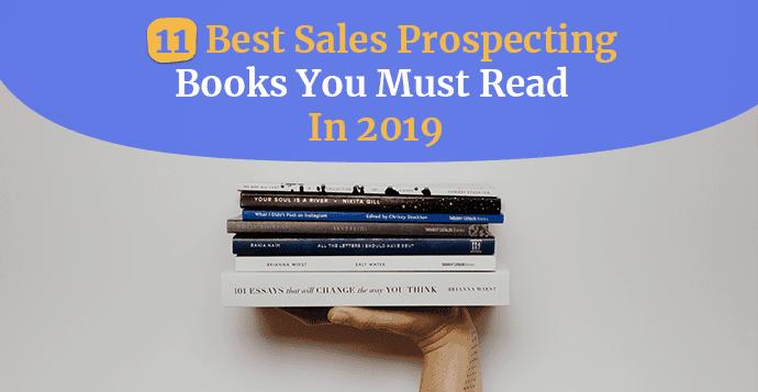 best sales prospecting books