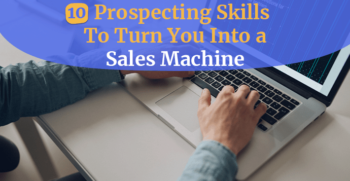 prospecting skills