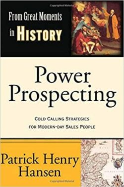best sales prospecting books - power prospecting book cover