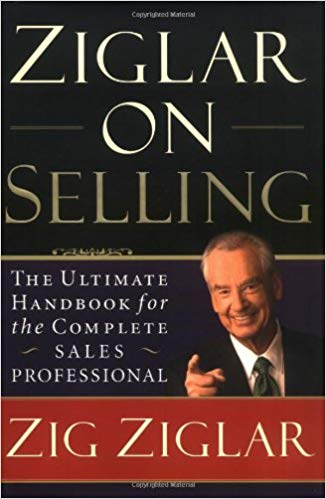 Best Inside sales books - Ziglar on Selling | Market Republic